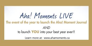 aha moments event