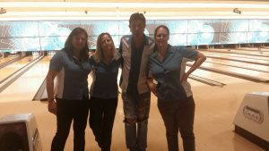 Blue Jae's Bowling at PPPC Ontario Chapter