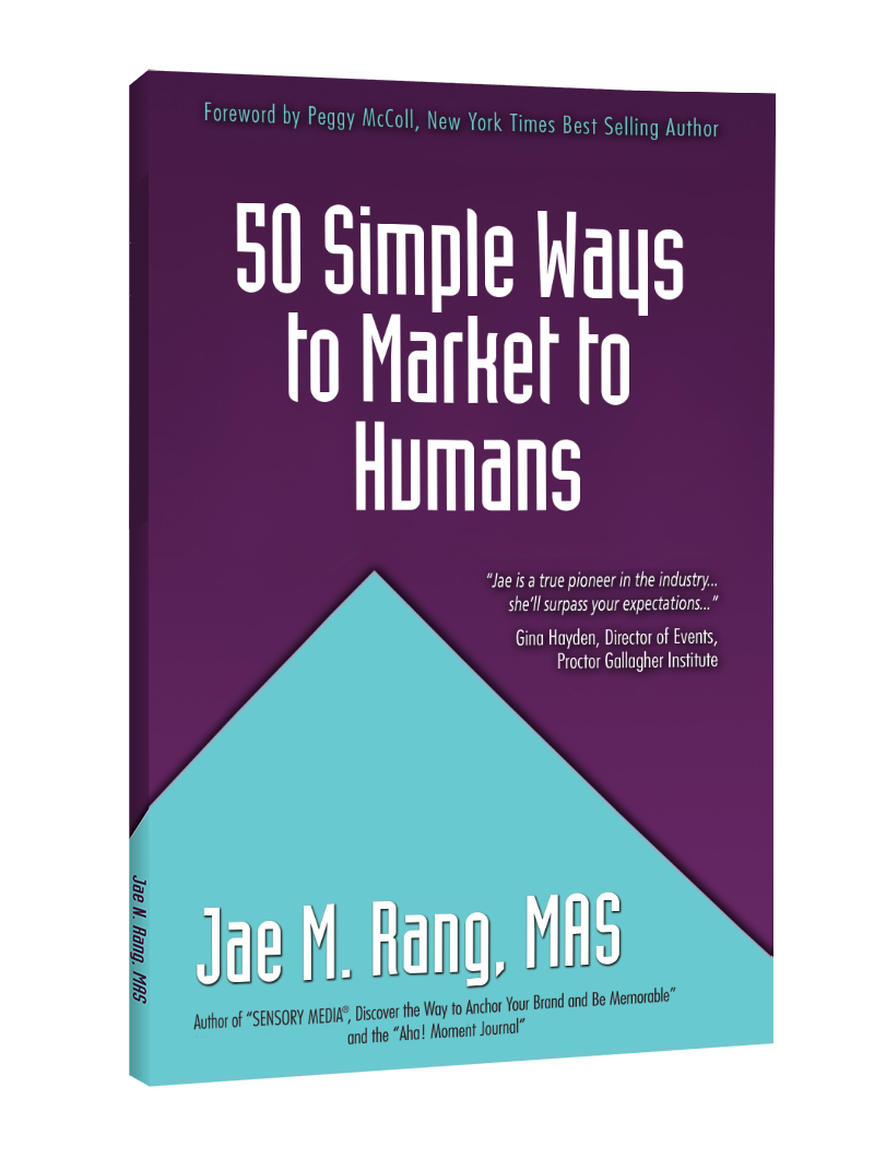 50 simple ways to market to humans book cover